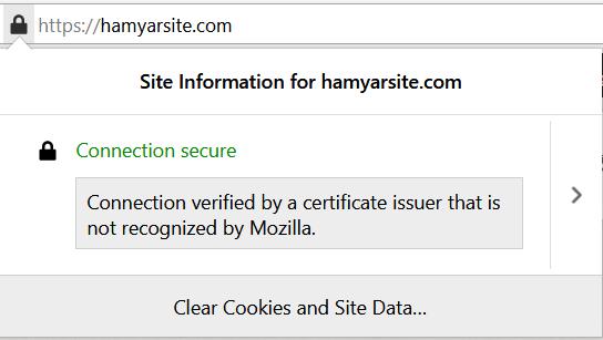 اس اس ال (SSL) چیست